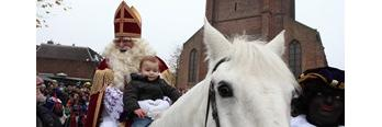Sint intocht